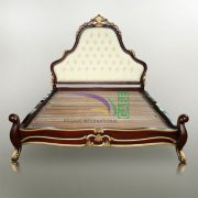 istana-bed-antique-brown-gold