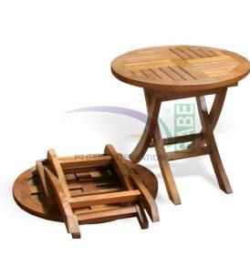 meja-lipat-mini-jati-lingkaran