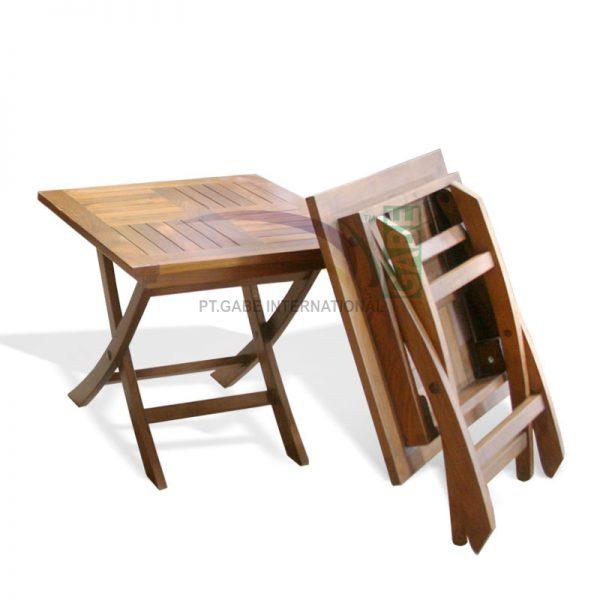 Meja Lipat Mini Model Kotak