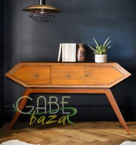 Milligan Retro Console Table