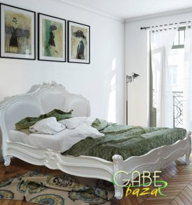 BED NOBEL WHITE
